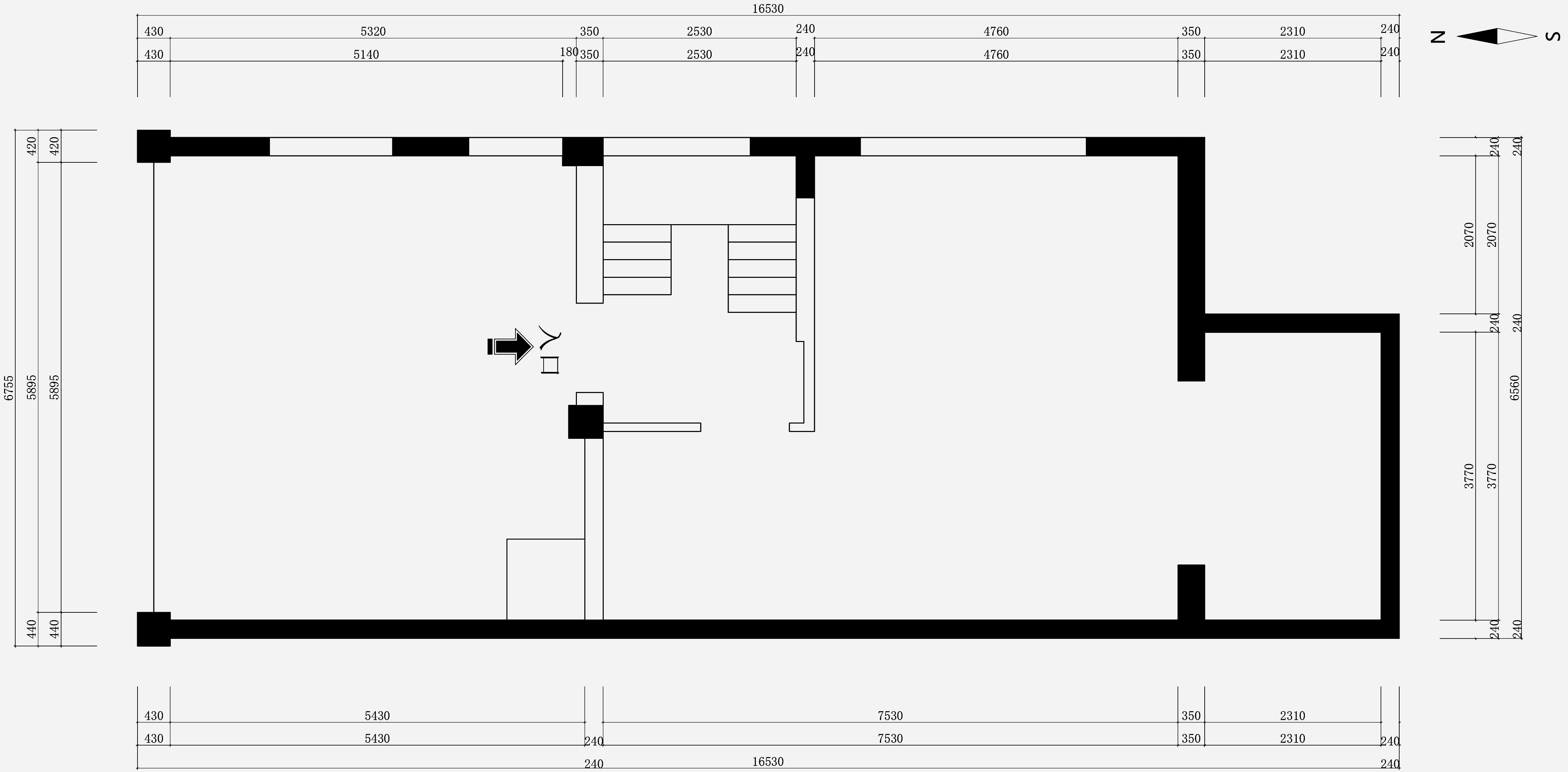 普罗理想国440㎡新中式风格装修效果图装修设计理念