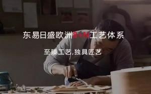 北京东易日盛怎么样?看看20年至臻匠艺