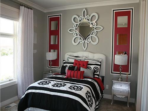 如何设计卧室背景墙?