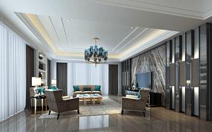 如何设计出别具特色的二层别墅室内软装饰