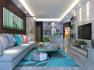 小户型装修得知的5个方法 杭州装修二室一厅装修注意