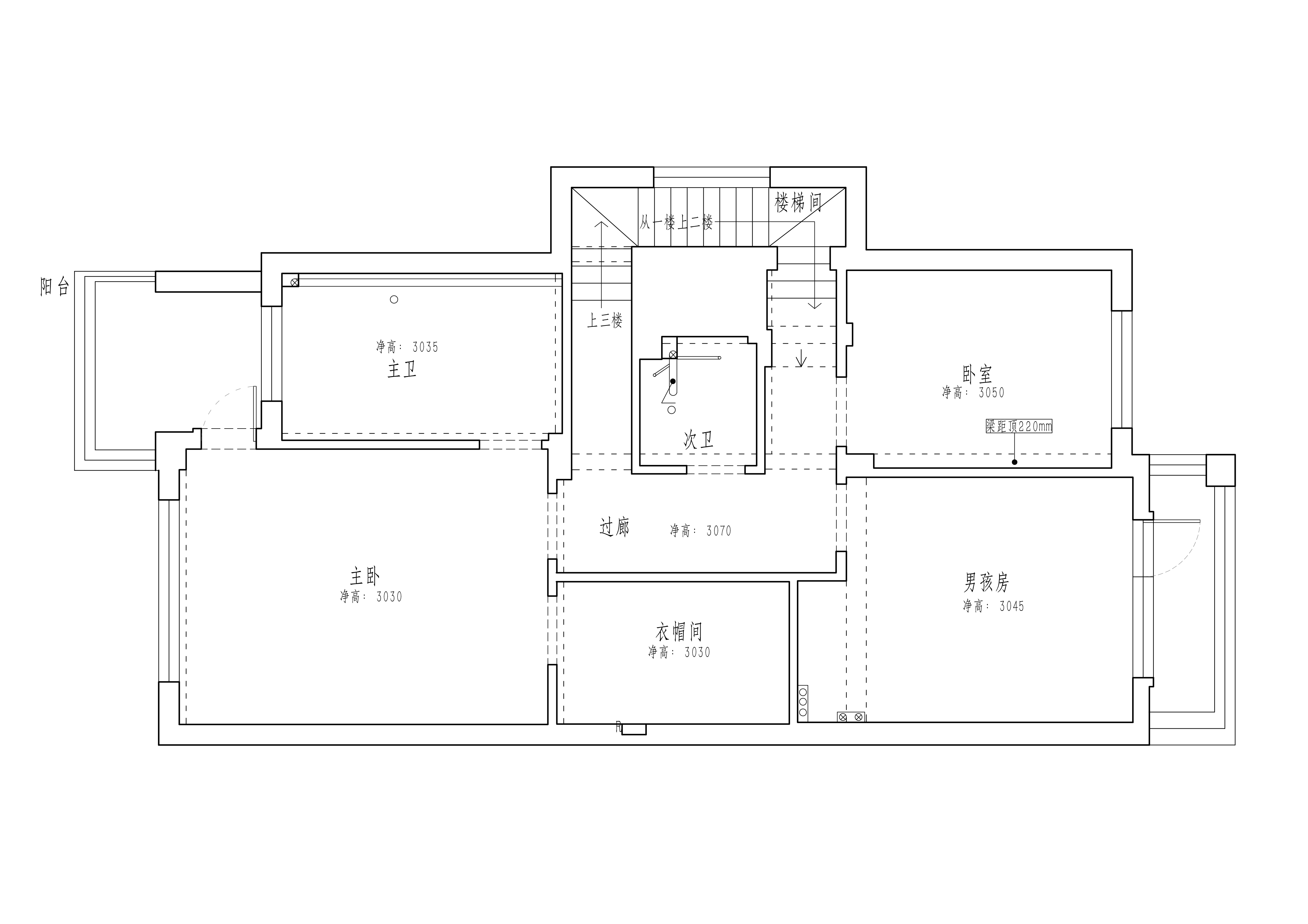 亿峰半山墅-简欧-300平装修设计理念