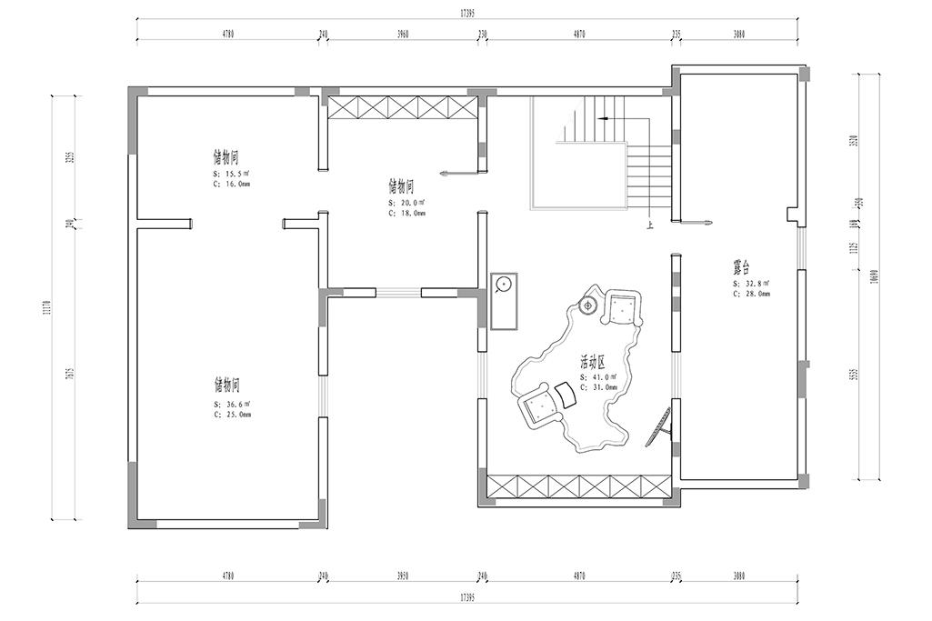 澳景园-欧式-800㎡装修设计理念