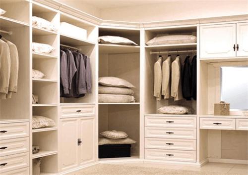 卧室衣柜如何整理?(图一)