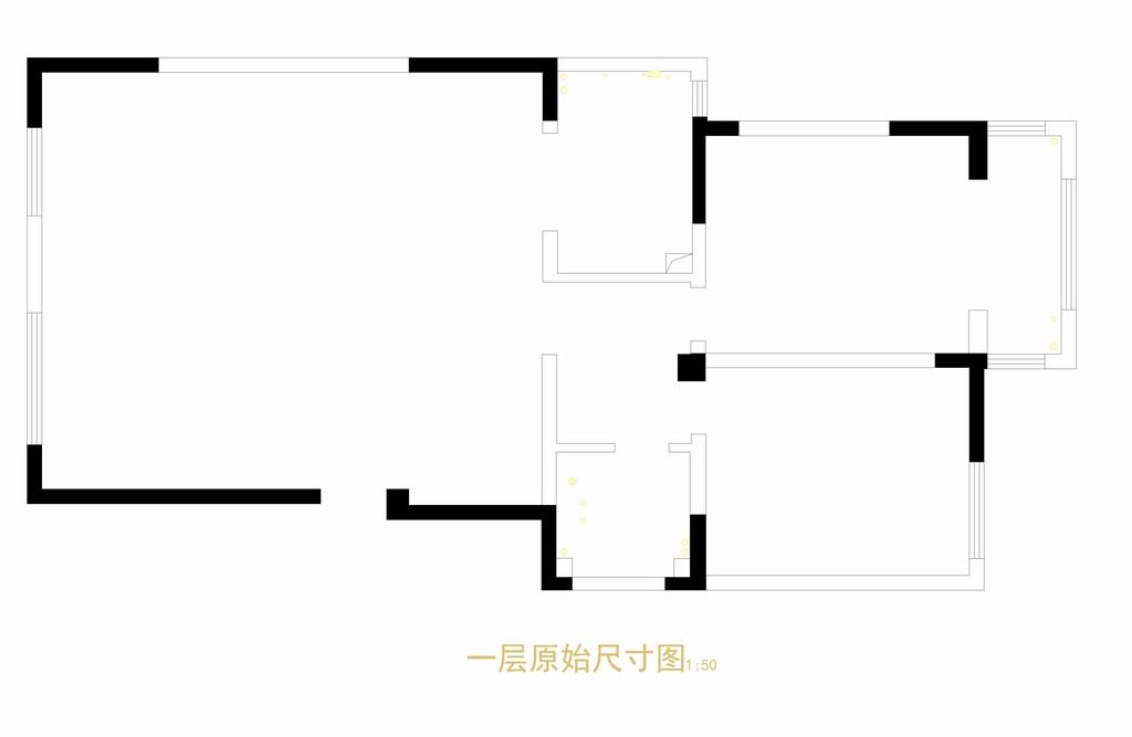 润泽庄园-新中式-320㎡装修设计理念