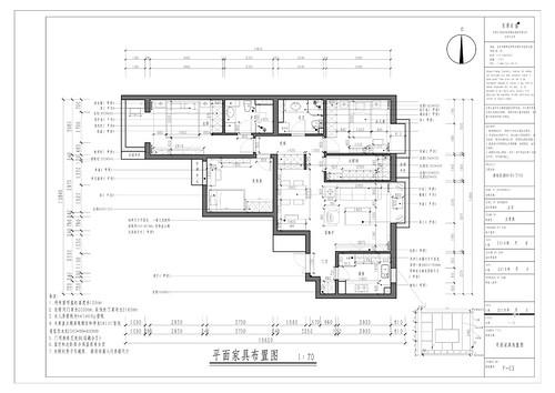 新裕家园-100平米-现代简约装修设计理念