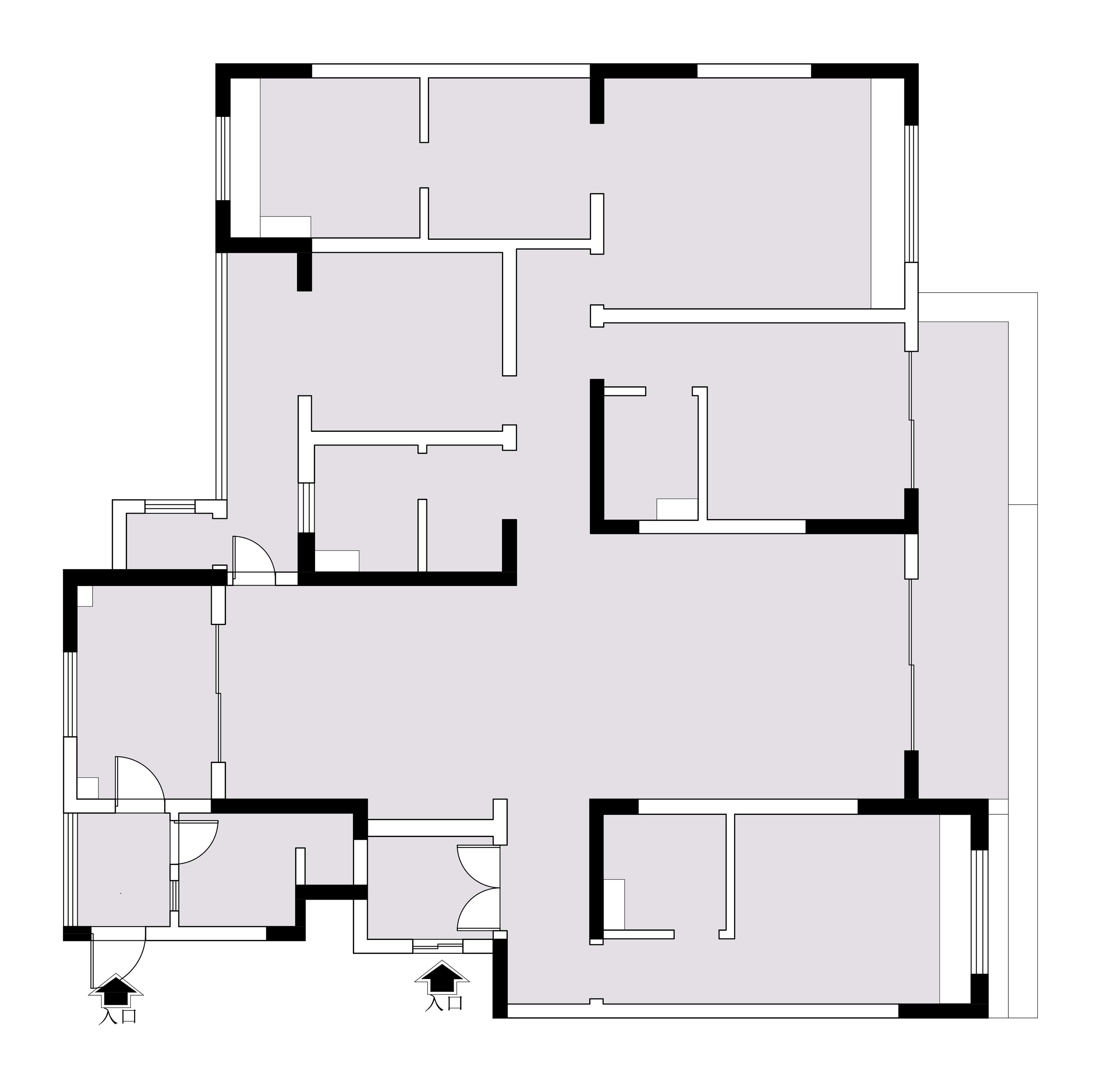 昆明华夏御府220平米现代轻奢风格装修效果图装修设计理念