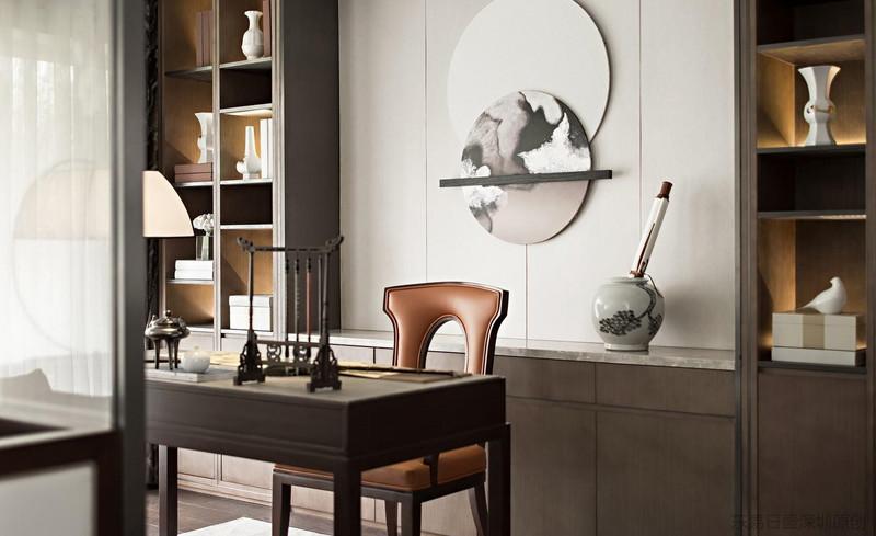 家居设计书房装修800_489新区v书房图片