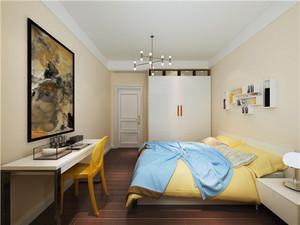 卧室装修设计效果图,个性卧室你值得拥有