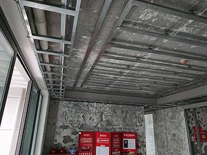 【轻钢龙骨吊顶施工工艺】—成都东易日盛施工工艺标准解析(2)