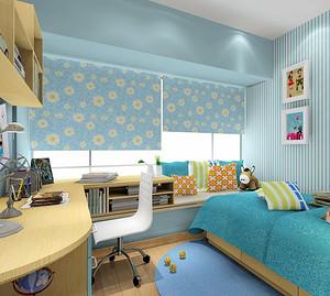 儿童房装修设计 健康安全至关重要
