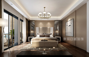 深圳别墅装修室内设计图—东易日盛样板房