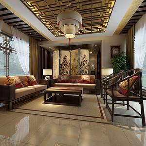 4招帮您打造温馨又实用的别墅客厅
