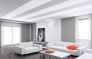 客厅刷什么颜色的乳胶漆好看