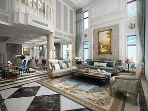 挑高客厅吊灯如何选择 什么是挑高客厅户型