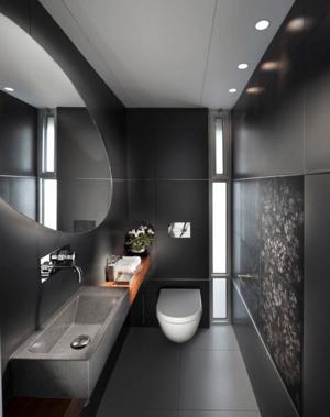 卫浴间装修设计 沐浴成为享受