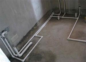 水管安装方法及注意事项