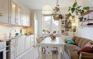 家装厨房也是重点