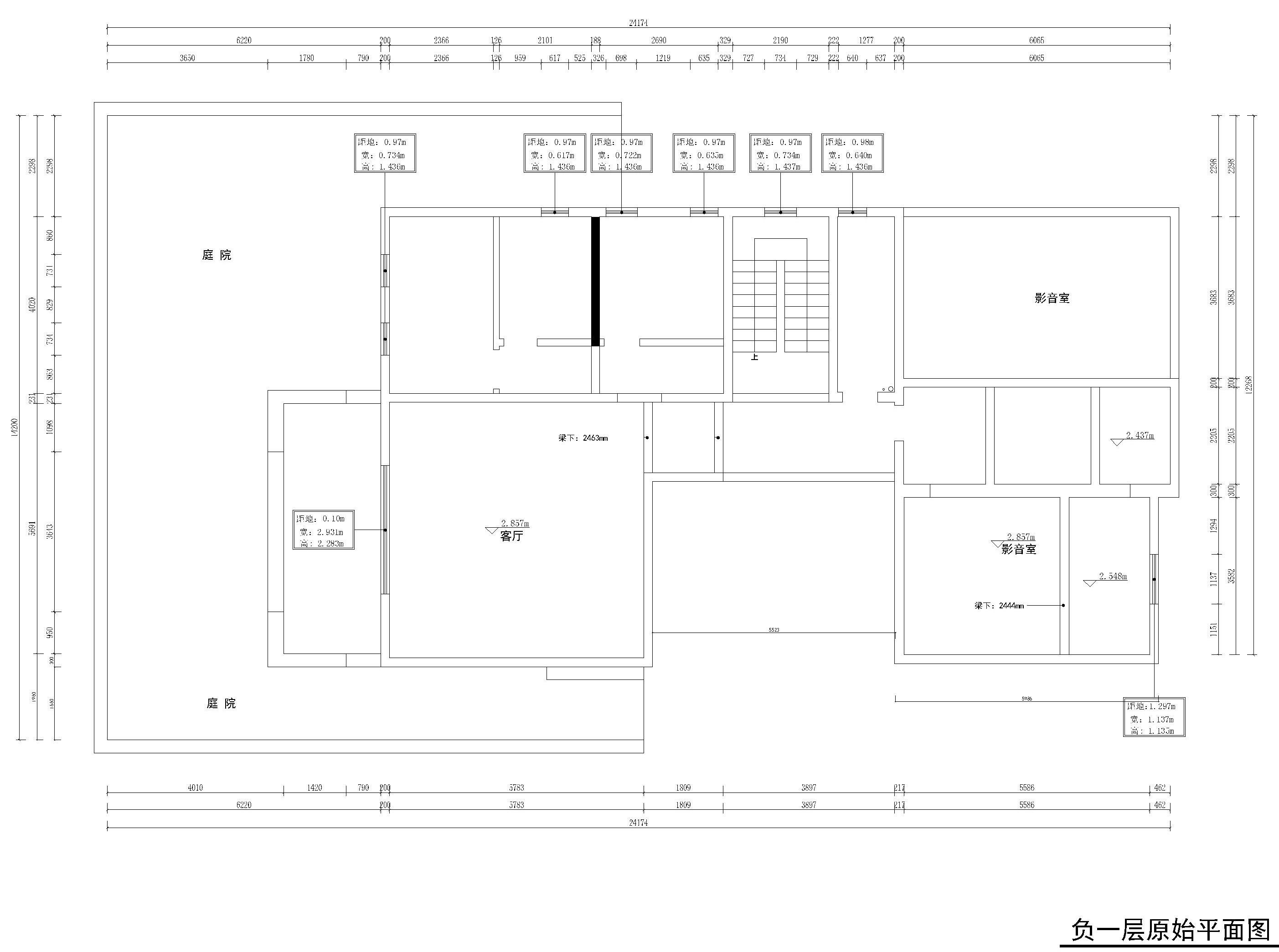 温哥华森林别墅-600平米-美式-装修效果图装修设计理念