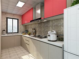 佛山家庭厨房装修一般有哪些造型?