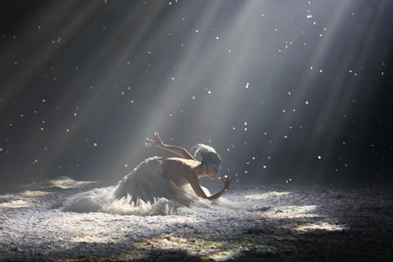 万达国际赞助杨丽萍舞蹈孔雀之冬