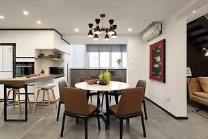 无锡室内装修设计借用配饰来装修,更具艺术气息