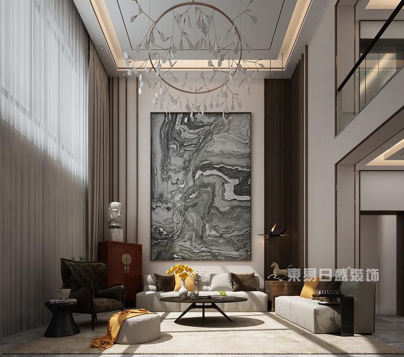 中式風格別墅裝修樣板間來自東方的傳奇魅力