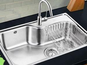 厨房装修水槽用单槽好还是双槽好?