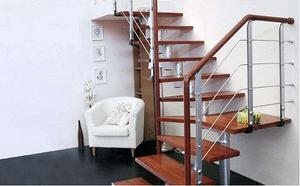 复式户型用什么楼梯好?复式楼梯怎么装修?