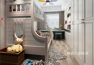 什么颜色的儿童房最后孩子欢迎呢?