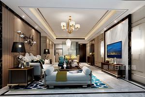 【深圳家装公司】欧式风格客厅怎么装修设计?