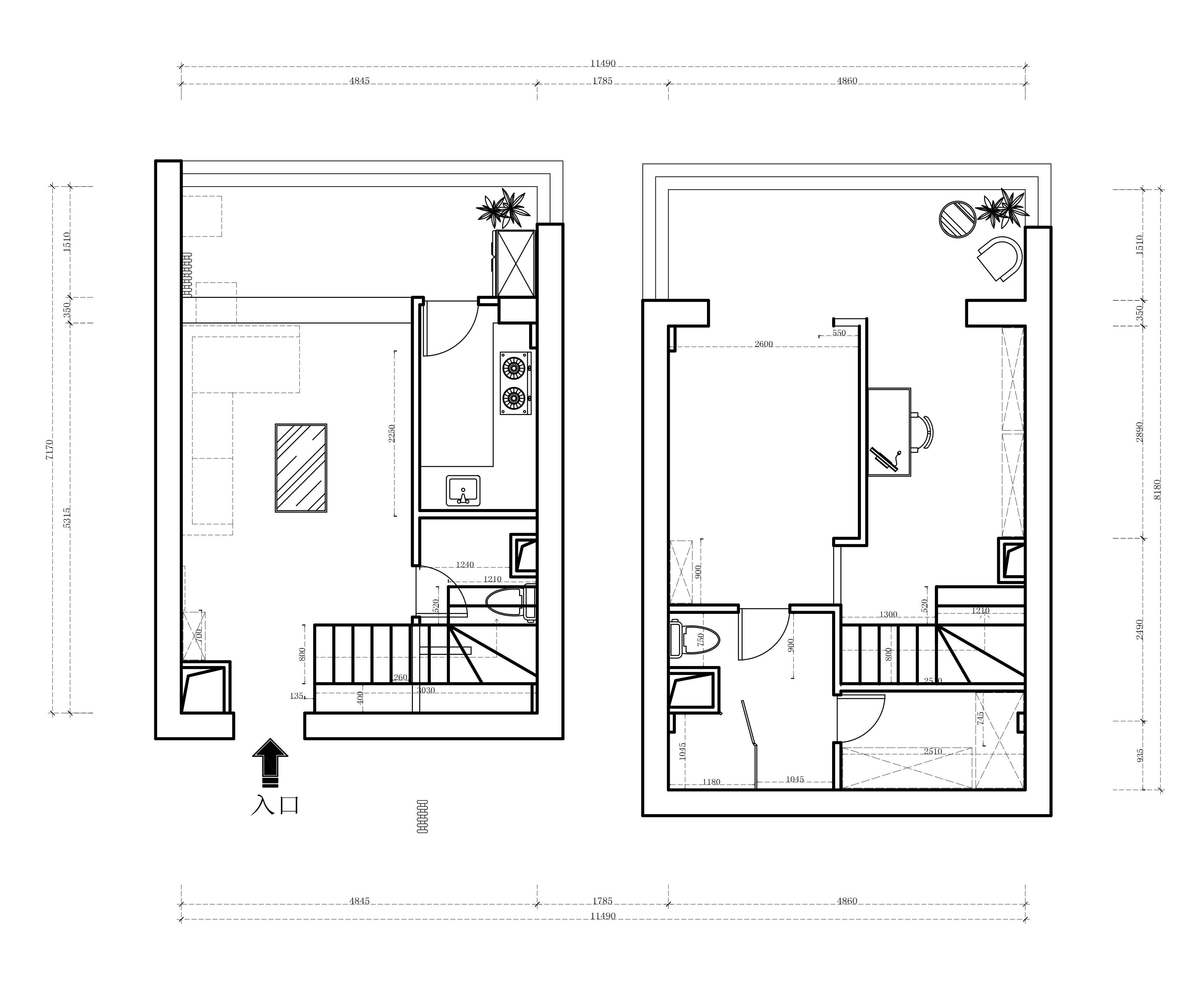 碧桐园-现代-80平米装修设计理念
