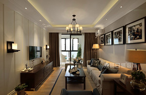 欧式住宅客厅装修设计图,意想不到才够个性时尚