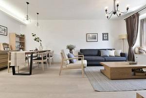 北欧家装风格特点及地面装修材料