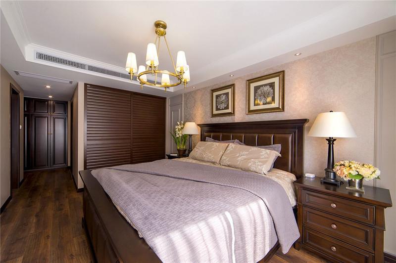 卧室装修实景图