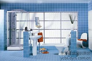 最详细的卫浴洁具安装技巧分享-深圳东易日盛