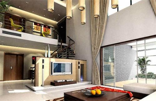 大户型客厅如何装修?