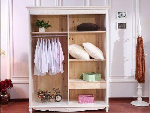 衣柜效果图