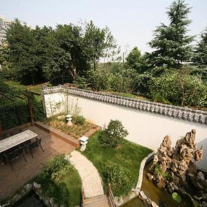 北京别墅大宅庭院装修设计要点 记住可造完美私人花园