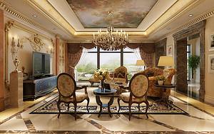 北京别墅大宅装修楼梯要如何设计