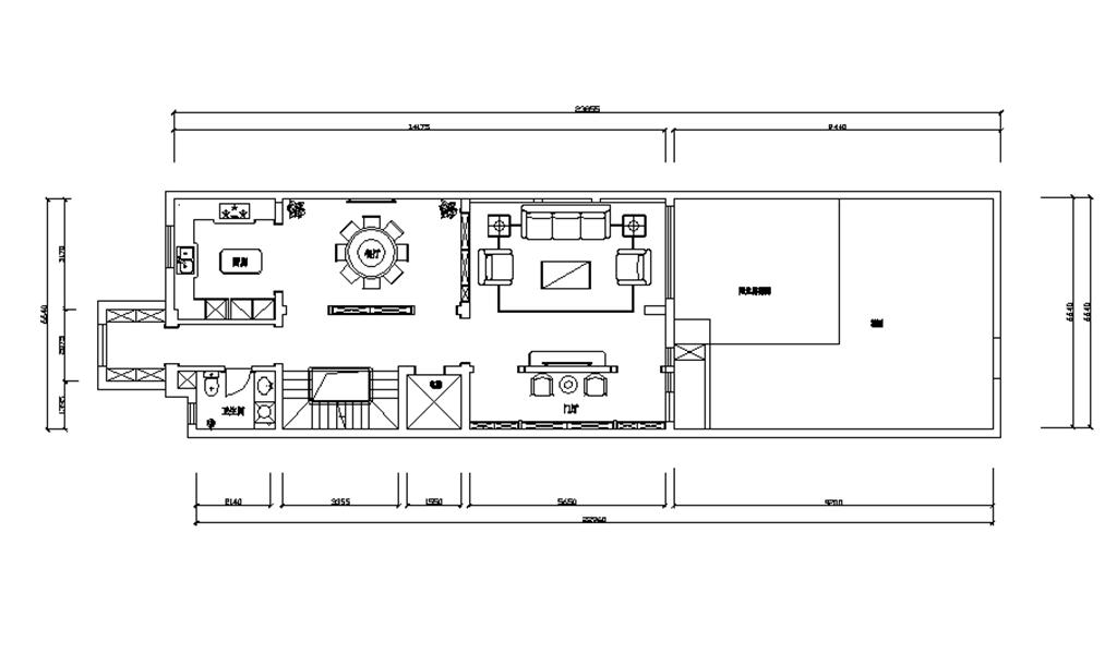 惠斯勒小镇-欧式风格-552平装修设计理念