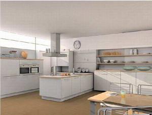 金华装修设计之厨房装修设计