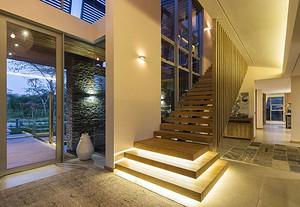 别墅楼梯风水布局