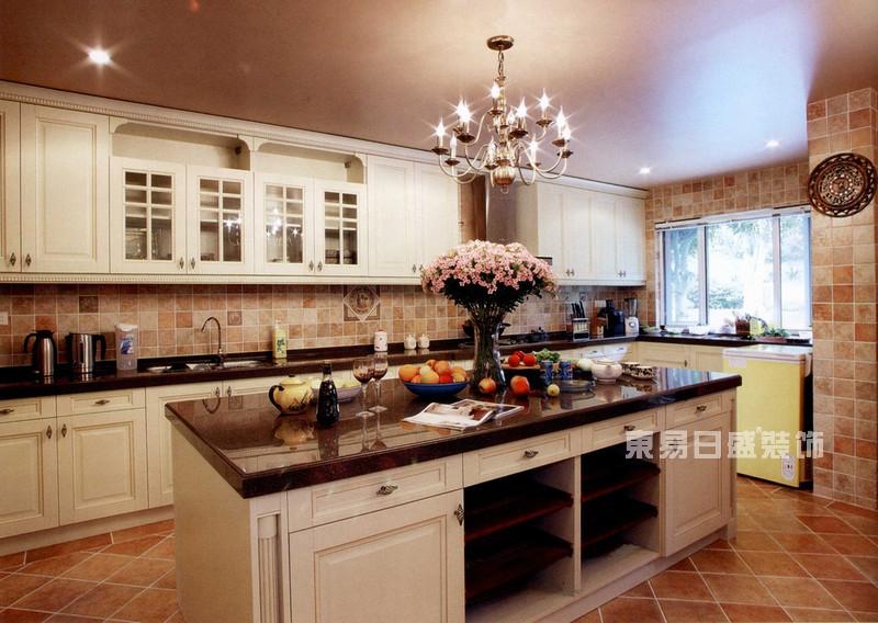 欧式厨房装修风格注意事项