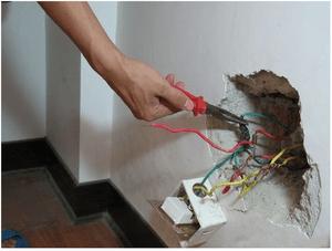 家庭装修如何进行电工验收?