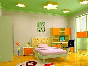 儿童房设计原则 儿童房装修效果图