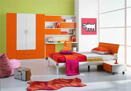 儿童房如何设计?儿童房设计有哪些原则?