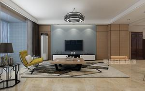 深圳140平米大户型装修设计案例分析,大房子装修也有秘诀