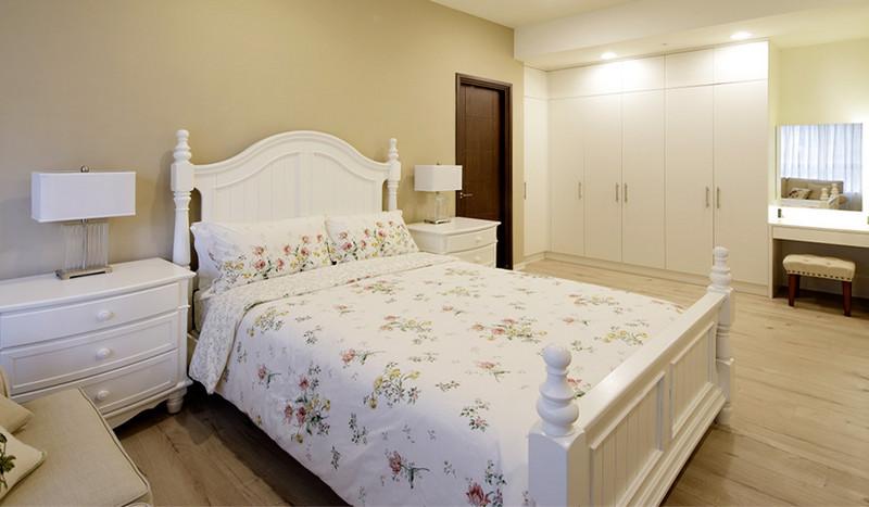 现代风格居室空间-卧室