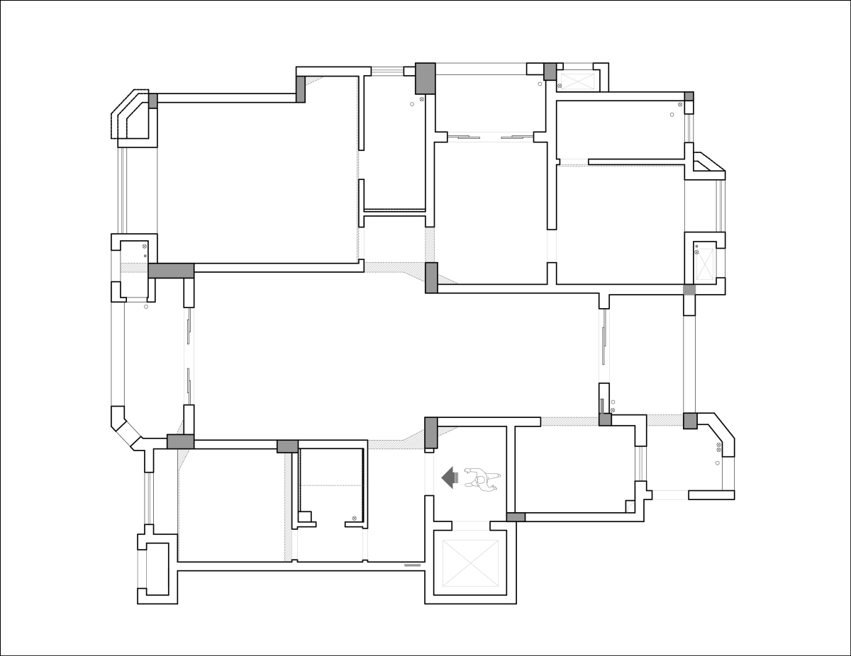 保利紫晶山-美式简约装修设计理念